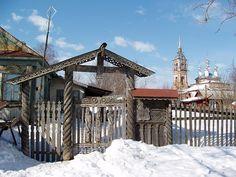 Введенье-village Vvedenie SHuya region Ivanovo area Russia