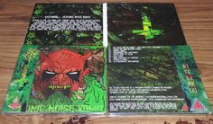 You'd like this one by legsakimborecs #gabber #gabbermadness (o) http://ift.tt/1TDAxu8 - Demonic.Noise.Vomit Legs Akimbo Records  The digipak at the top of the picture is the sample print the pressing plant made hence the lack of a CD tray  Artwork by @jdecker_logos  #breakcore #blackmetal #speedcore #terror #blackened #noise #ambient #splittercore #hardcore  #gabba #extratone #hardcoretechno #drumandbass #metal #digi #digital #digitalart #art #artwork #design #handdrawn #drawing #DIYlabels…