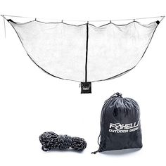 360 Degrees Insect Protection Cover Portable Hammock Bug /& Mosquito Net