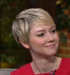 Valorie Curry @Kate Connelly
