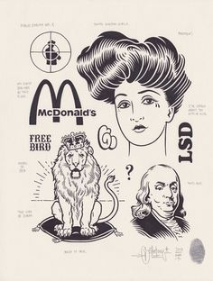 My first job was at McDonalds.