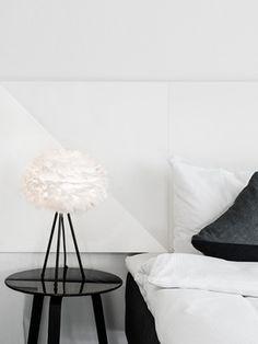 VITA Tripod Table Lamp Base Black