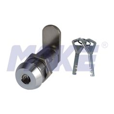 Make Locks, specialized in making different kinds of cam locks. This is longer thread length disc tumbler cam lock. Supplied with two keys per lock. The key rotates in lock or unlocked position. This disc tumbler cam lock has four type of key option. Stronger material upon your request. Make Locks promise good quality and hand feel, customer design is available. More info. mail to sales03 at makelocks.com #makelocks #camlocks #disctumblercamlocks #customerdesignlock