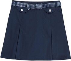 French Toast School Uniform Girls Bow Belted Scooter >>> Find out more about the great product at the image link. We are a participant in the Amazon Services LLC Associates Program, an affiliate advertising program designed to provide a means for us to earn fees by linking to Amazon.com and affiliated sites.