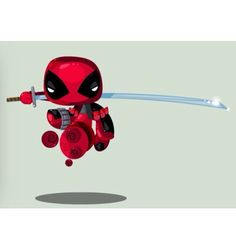 I can't wait for the dead pool movie