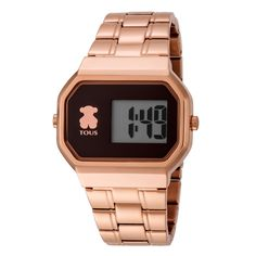 4cc8f9bd065 Discover the latest styles of TOUS watches Cool Watches