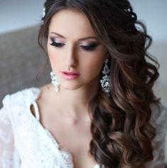~ we ❤ this!  moncheribridals.com ~ #weddinghair