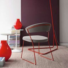 Connubia Calligaris | Area 51 Dining Chairs | Suitable indoors and ...
