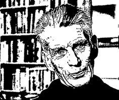 Samuel Beckett - china