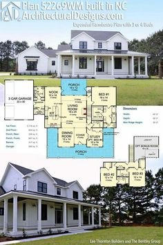 Less rooms... smaller overall floor plan-similar layout