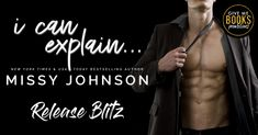 Release Blitz:: I Can Explain by Missy Johnson