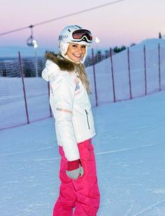 Luhta ski fashion French Alps, Ski Fashion, Winter Is Coming, Skiing, Rain Jacket, Windbreaker, Aspen, Jackets, Sports