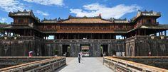 Top 5 Sights to see in Vietnam - Hue Citadel Hue Vietnam, Vietnam Tours, Hanoi Vietnam, Vietnam Vacation, Vietnam Destinations, Vietnam Holidays, Coach Tours, Japanese Bath, Asia