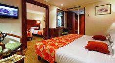 Radamis I Nile cruise family cabin
