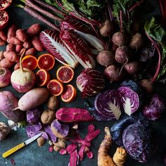 40 Bright Recipes for Purple Produce Season (What Beige?) on Food52