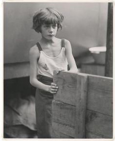 zirkus, berlin, 1931 - Marianne Breslauer