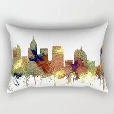 Victoria Botanical Pillow Cover in 2020