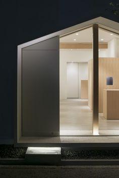 folm arts beauty salon - osaka japan - tsubasa iwahashi architects - photo by yoshiro masuda