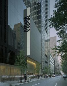 MoMA by Yoshio Taniguchi - New York