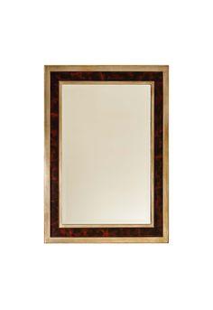 Ruhlmann Mirror, SAPM1004. http://www.fschumacher.com/products/furnishings/tearsheets/SCH_SAPM1004_tearsheet.pdf #Schumacher