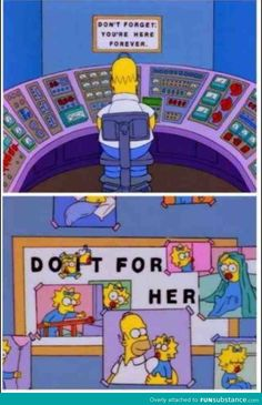 Have some feels. Seriously, I'm not even a fan of the Simpsons and this makes me slightly emotional.