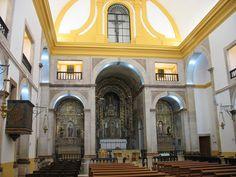 Portimão  , Igreja do Antigo Colégio da Companhia de Jesus