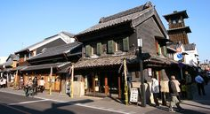 Kawagoe Travel Guide - day trip fro m Tokyo