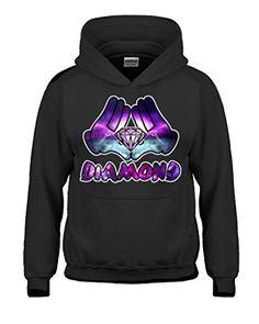 Artix Galaxy Diamond Hands Unisex Hoodie Sweatshirts Small Black Artix http://www.amazon.com/dp/B00PW6OOJA/ref=cm_sw_r_pi_dp_Z7D.ub1DWJVW6