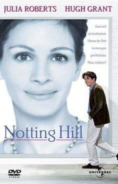 Notting Hill - Hugh Grant, Julia Roberts, Rhys Ifans, Tim McInnerny, Gina McKee, Emma Chambers, Hugh Bonneville add such character and charm to this delightful romantic comedy.  This is where we noticed Rhys Ifans and fell in love with him.  :)