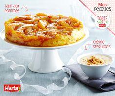 Tarte Tatin aux pommes fondantes et caramélisées... Miam miam !!!