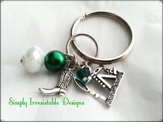 Hey, I found this really awesome Etsy listing at http://www.etsy.com/listing/160420590/oilfield-keychain