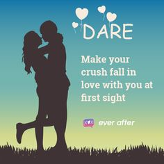 We are back with new DARE #dating #EverAfterDating #relationships #Love #crush #loveatfirstsight