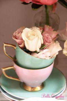 Bella Cupcakes - bridal_shower