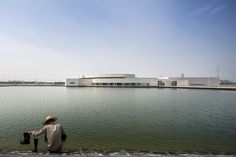 Shihlien Chemical Industrial Jiangsu Co factory. By Alvaro Siza Architects. 2014.