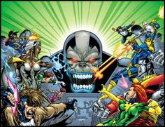 X-Men Age of Apocalypse film just announced for Summer 2016!!