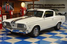 1966 Plymouth Barracuda for sale #1906525 - Hemmings Motor News
