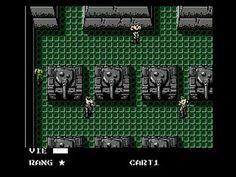Metal Gear (NES) - released Christmas 1987