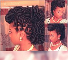 Admirable Style Locs And Faux Locs On Pinterest Short Hairstyles Gunalazisus