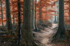 Path of Merdien - Better on Black...click or press M Follow me on Instagram https://www.instagram.com/larsvandegoor/