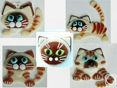 Котик-магнит