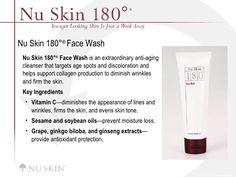 180 face wash nuskin - Google Search
