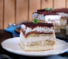 Prajitura vis de seara Cafe Food, Tiramisu, Cookies, Sweet, Ethnic Recipes, Food Ideas, Kitchen, Panna Cotta, Sweets