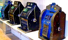 Slot Machine Modern