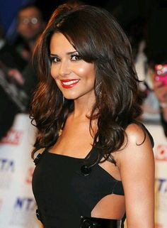 2d4d8ebe5f36 Cheryl Cole Hairstyle Voluminous Hair