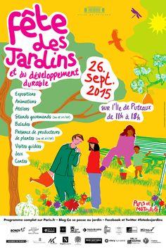 Fête Des Jardins Le 26 Septembre 2015 De 11h à 18h.