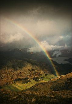 Finley's Rainbow, Bridgend, England, United Kingdom