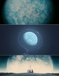 Melancholia. Clare: The planet Melancholia is going to ...