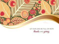 34 Favorite Thanksgiving Quotes - Experience Gratitude!