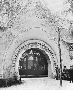 Finnish Pavilion, Paris World Fair 1900