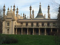 Royal Pavilion in Brighton - photo by Tracey Burton